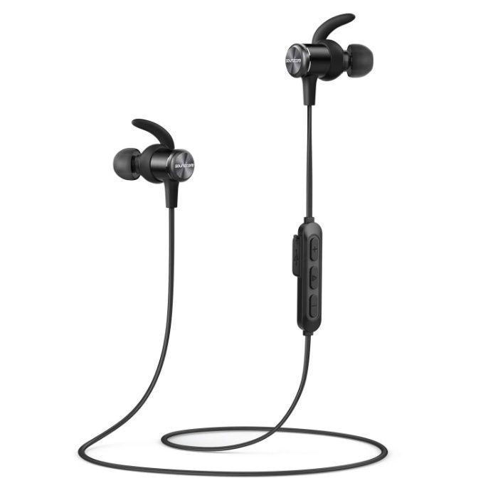 Anker Soundcore Spirit-безжични спортни Bluetooth слушалки,водоустойчи