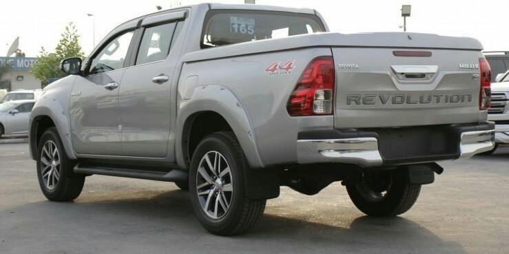 Toyota Hilux Revolution Viana - imagem 2