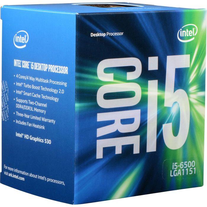 Processador core i5 6500 3.20GHz LGA 1151 6 geração