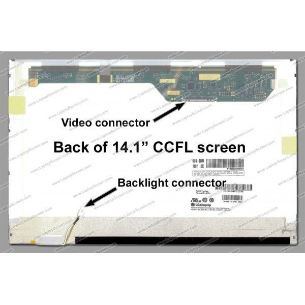 display - ecran laptop hp compaq 6910p model n141c3 diagonala 14.1 la