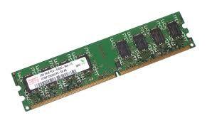 Memorie RAM 2Gb DDR2 800Mhz PC2-6400U DIMM pentru Calculator Desktop