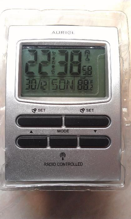 CEAS Radiocontrolat,digital quartz