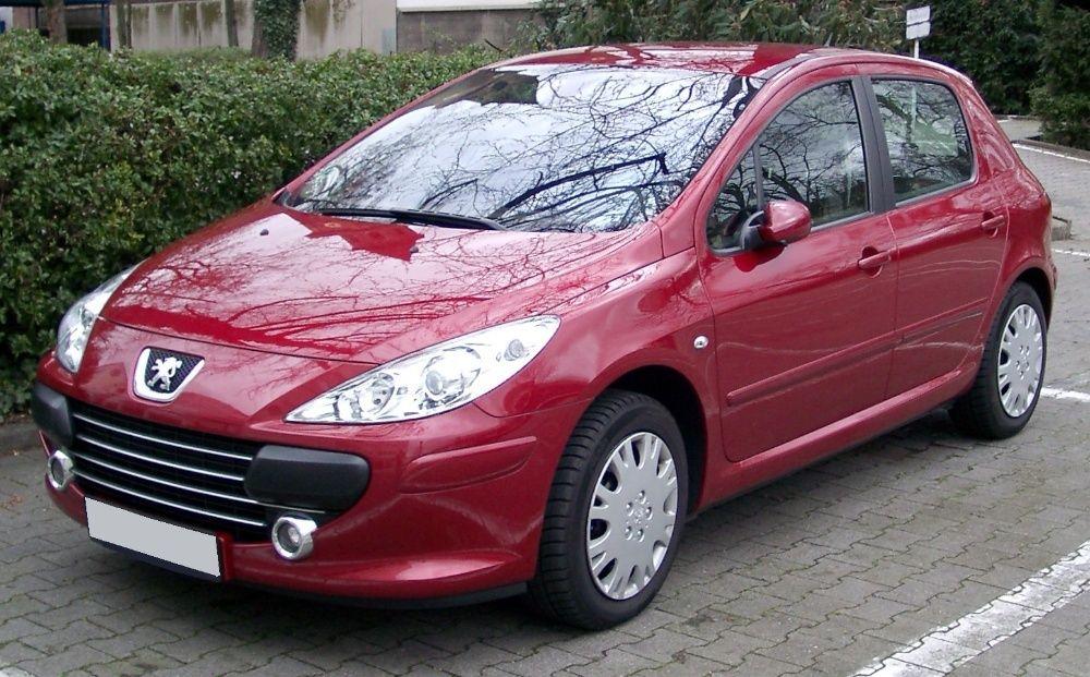 Dezmembrez Peugeot 307 1,4,1,6,2,0 hdi facelift an2001- 2008