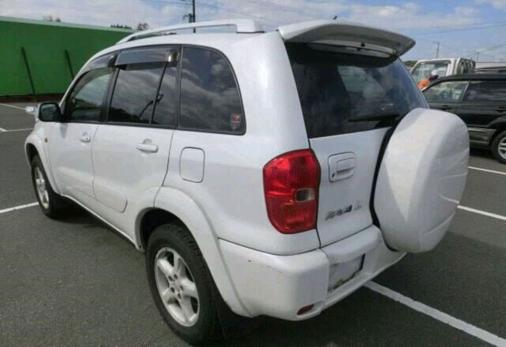 Toyota Rav4 familiar a venda