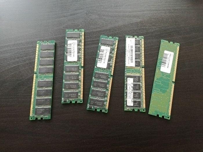 Memorie RAM DDR 1 400 MHz 512 MB SH Calculator, POS