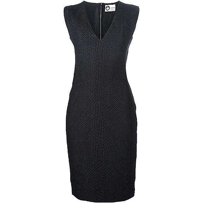 OCAZIE: LANVIN 22 fbg dress Made in France