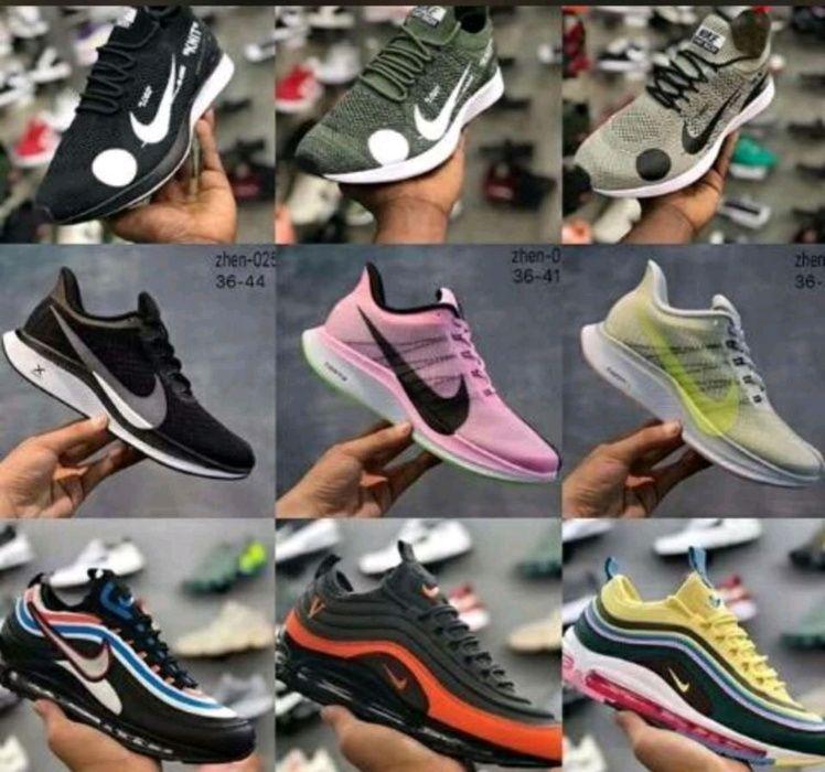 Variedade De Nike Original