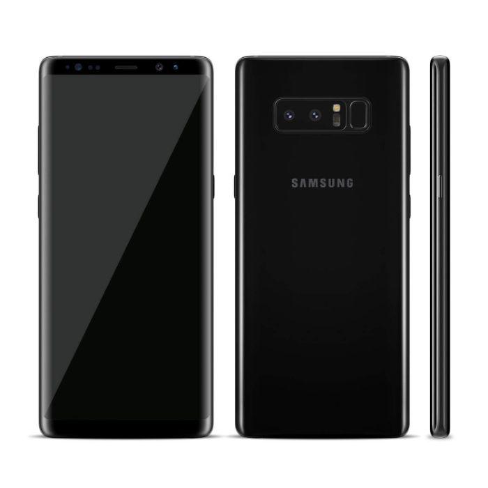 Samsung galaxy note 8 64Gb: Selado novo na caixa e com todos acessório