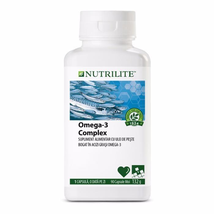 Complex Omega-3 NUTRILITE- Amway (4298)