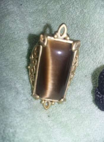 bijuterii,Inel dama vintage cu piatra,ghiul dama piatra folosit,superb