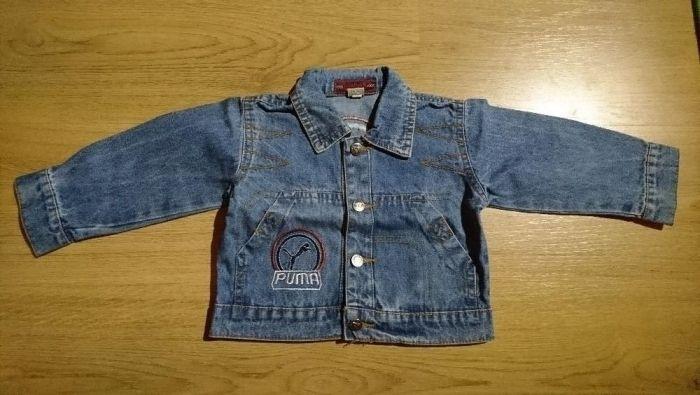 Дънкови якета - детски