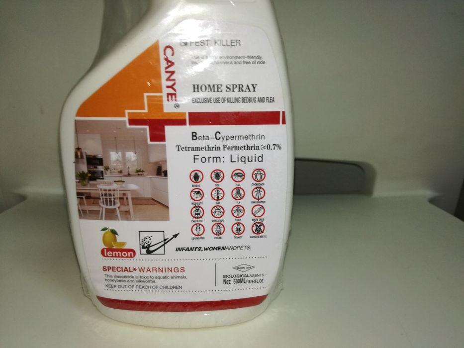 Home Spray, mantém a sua Cozinha sem Baratas
