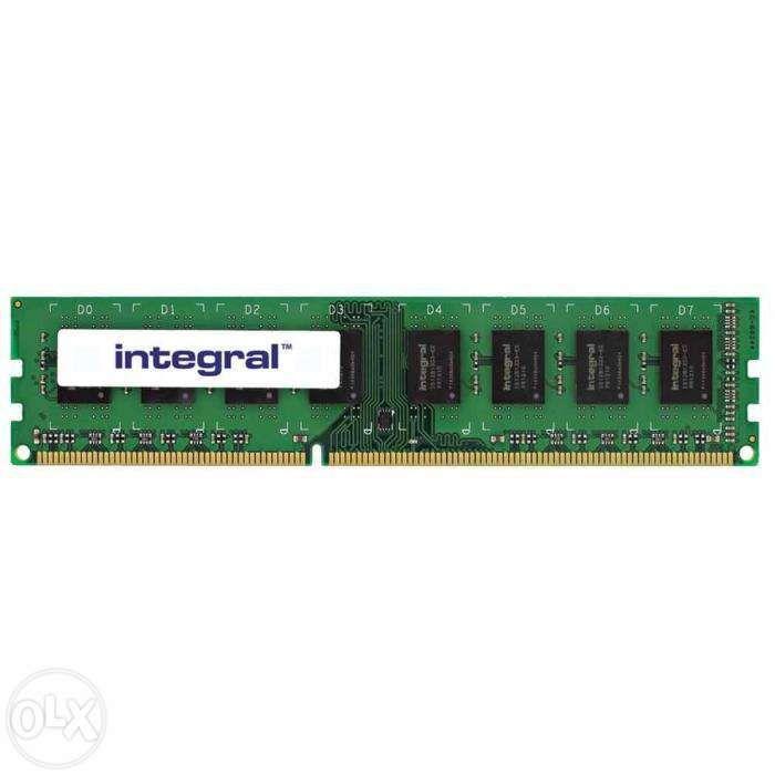 Memorie RAM 2Gb DDR3 1066MHZ PC3-8500 Non-ECC Desktop DIMM