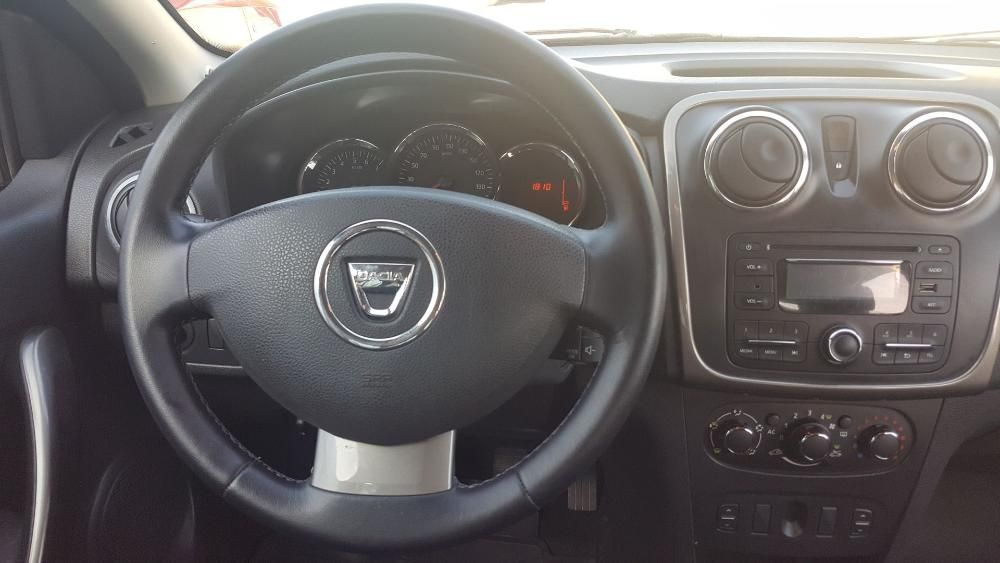 Volan imbracat piele Dacia Logan NOU
