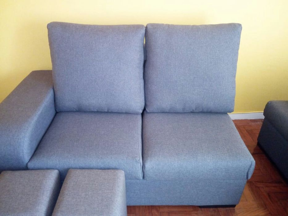 Vendo só sofás em estado a bom preço e de qualidade.