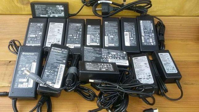 от планшета на ноутбуки Блоки адаптеры Зарядки и шнуры питания для к