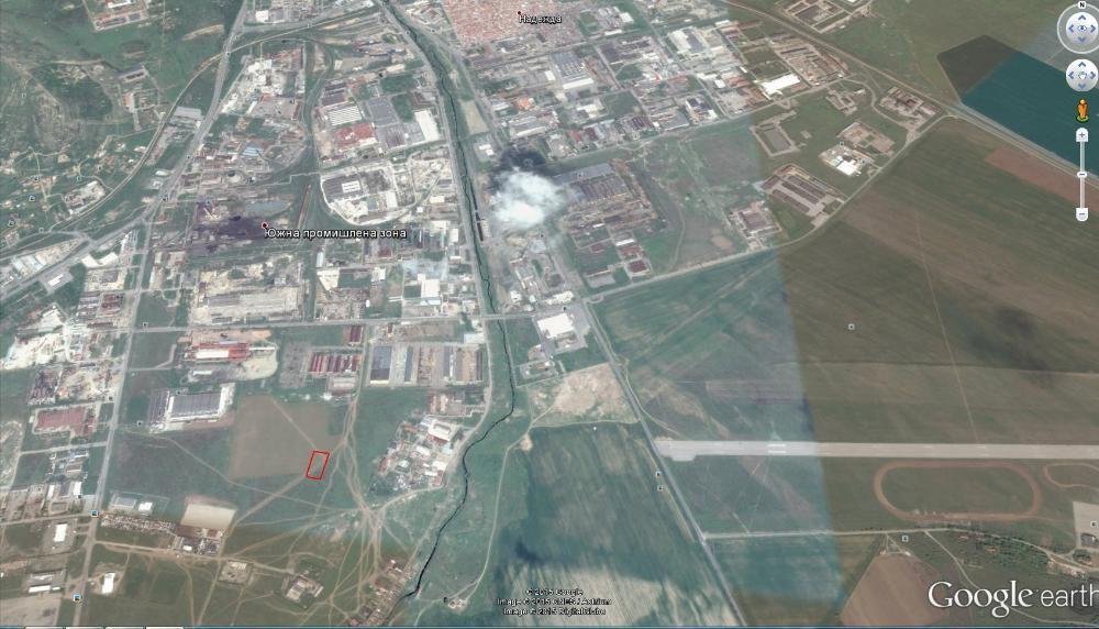 """Недвижим имот """"Южна-промишлена зона"""" - гр. Сливен"""