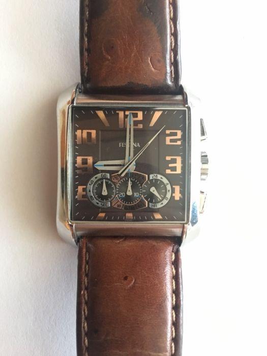 Ceas Festina Original Cronograph F16294/2 Stainless Steel