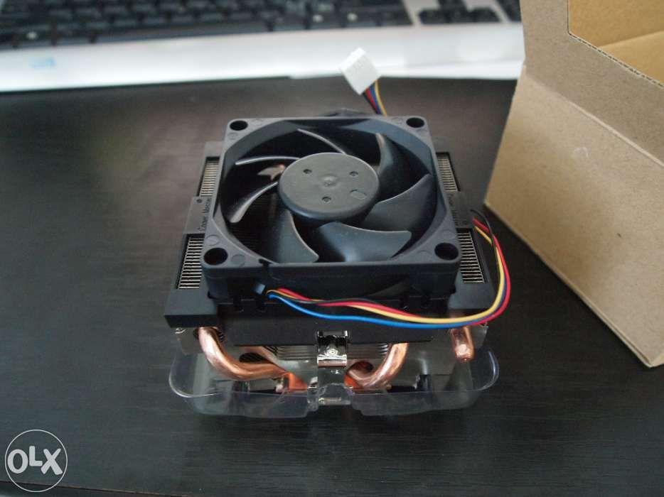 Cooler amd box 4 heatpipes model2 AM4 FM1 FM2 754 939 AM2 AM3 AM3+