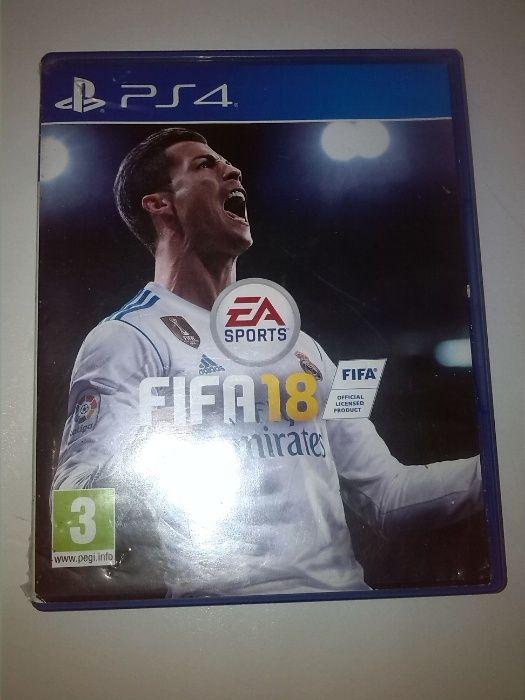 FIFA 18 da PS4