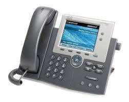 Cisco Unified IP Phone 7945G Novo na Caixa