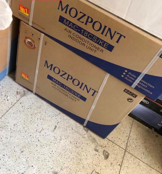 Ar Condicionados MozPoint Selados Entregas e Garantia de 1 ano