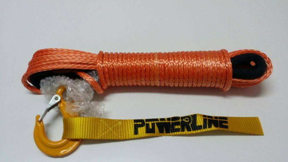Cablu troliu atv ,plasma, sufa sintetica 6mm