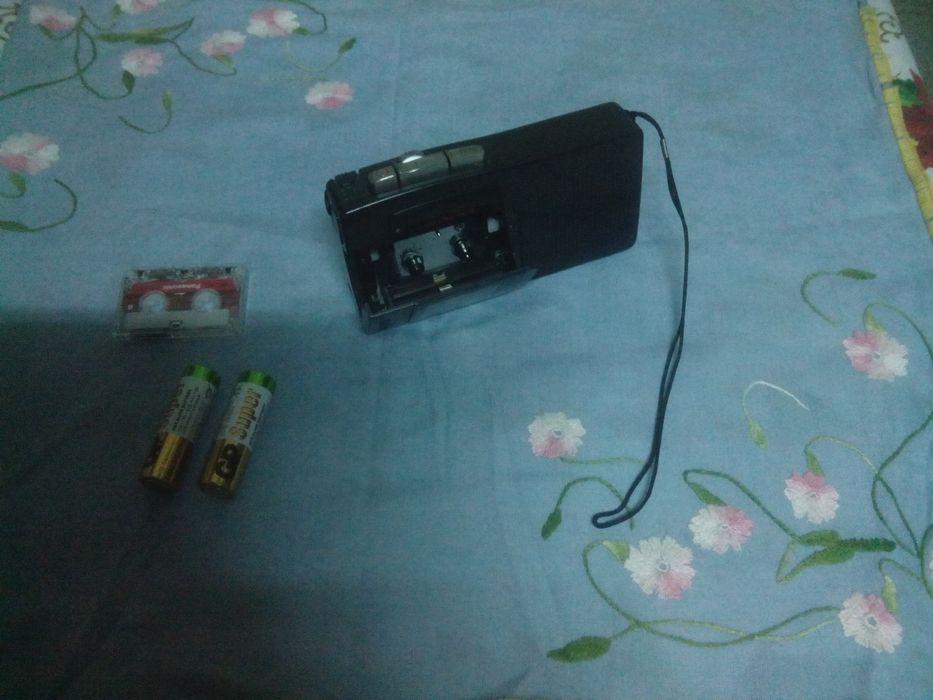 microcasset recorder m 330 ,