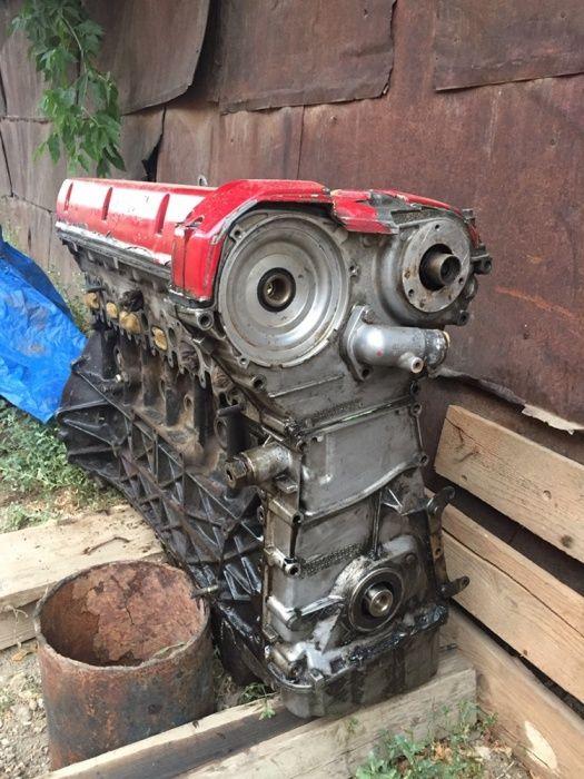 Мерс 140 мотор 3,2 гибрид