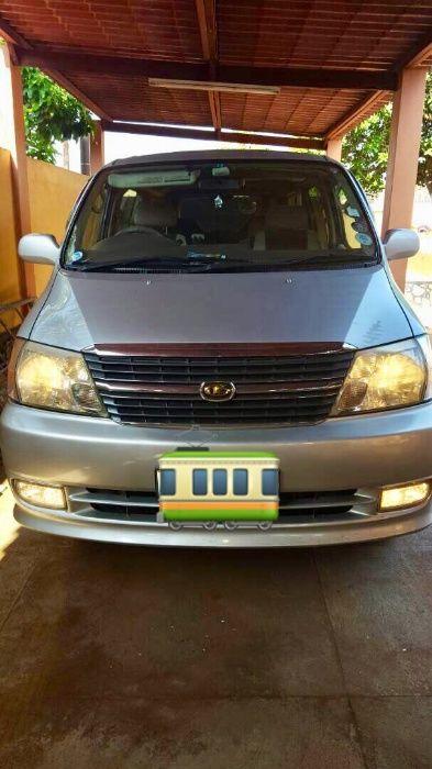 Granvia 4WD Em Estado Novo Aproveita