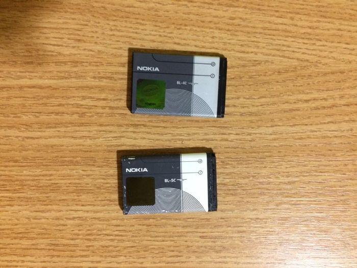 Baterii Nokia BL-4C , BL-5C