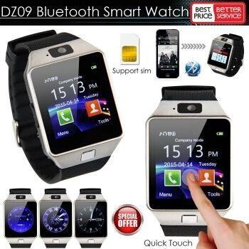 SMART WATCH Ceas Telefon Inteligent SIM DZ09 2016