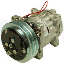 Compresor aer conditionat tractor Case I.H.