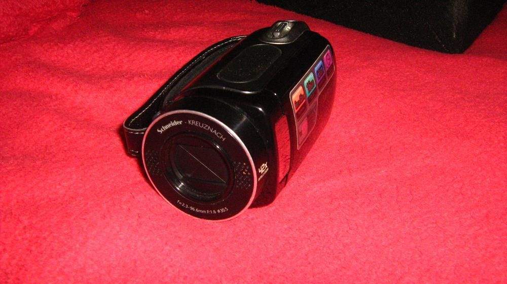 Camera Video Mini-Dv -JVC si Samsung-Shoot&Share Memory camcorder