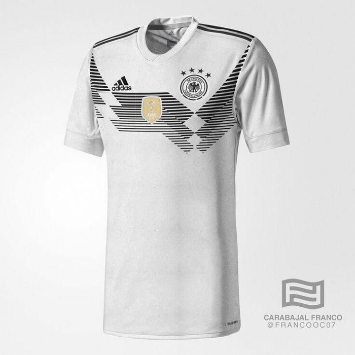 Seleçao alemã 2018