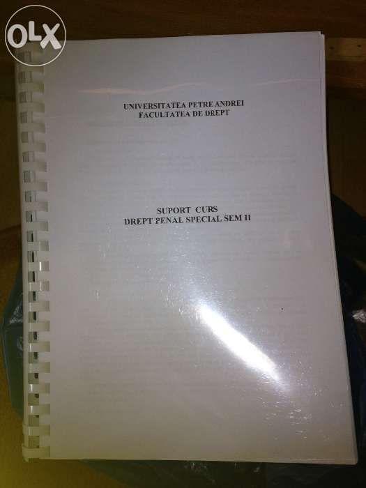 Suport de curs Drept Penal Special