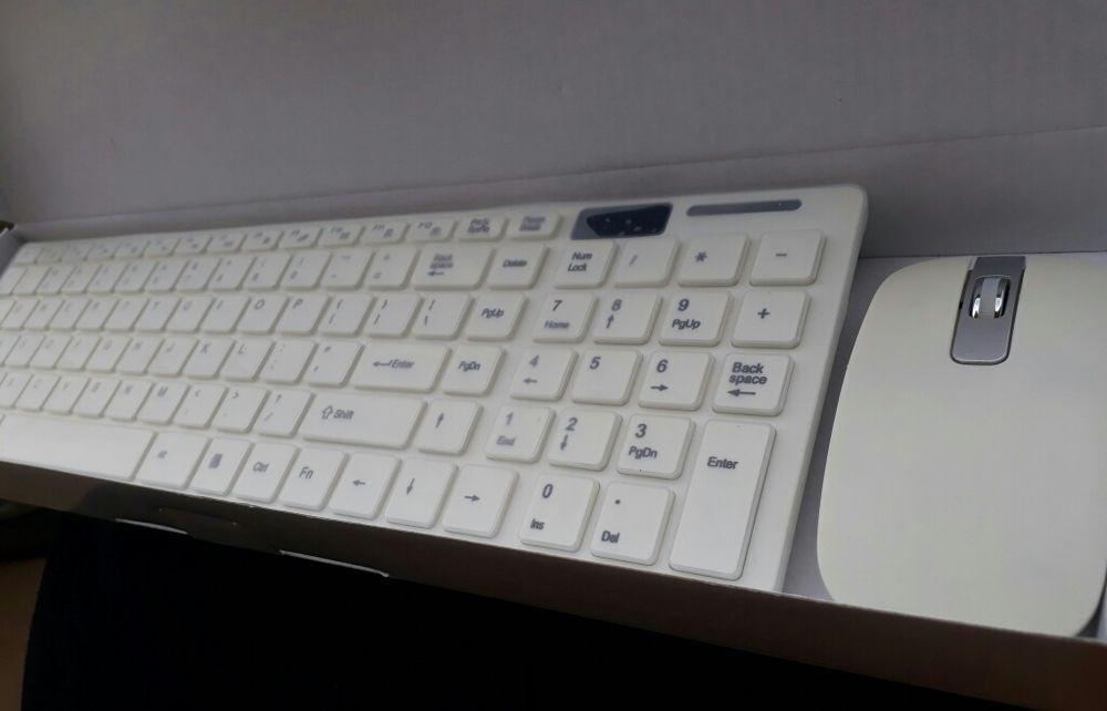 Kit Wireless (Teclado e mouse)
