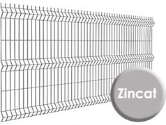 Plasa / Panou gard bordurat zincat H=1,70m, L=2m