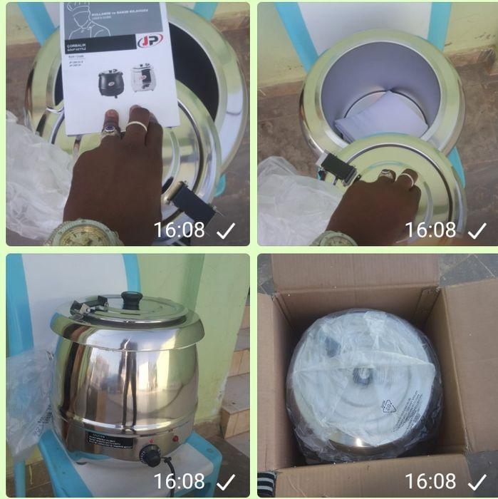 Panela de sopa de Pressão a Vende de 10Litro novo na Caixa