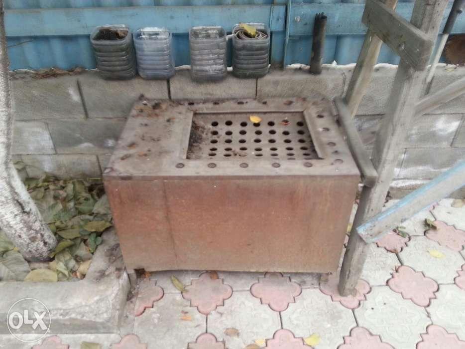 Электрическая печь для бани.