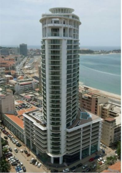 Apartamento a venda torre ambiente.. 320M Baía de Luanda