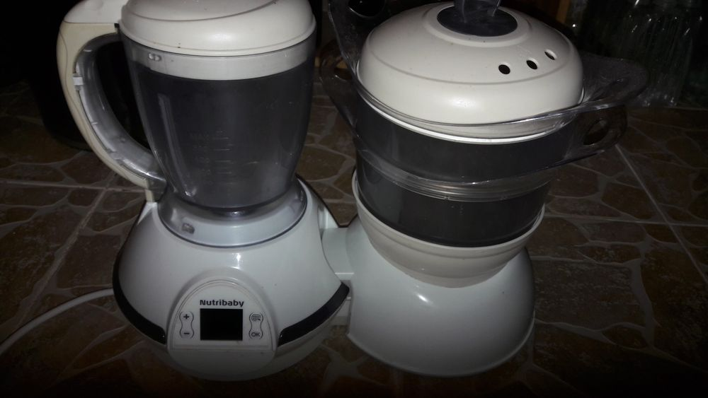 Robot multi functional Nutribaby