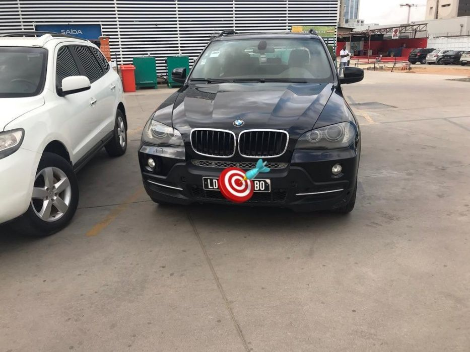BMW X5 Diesel a venda