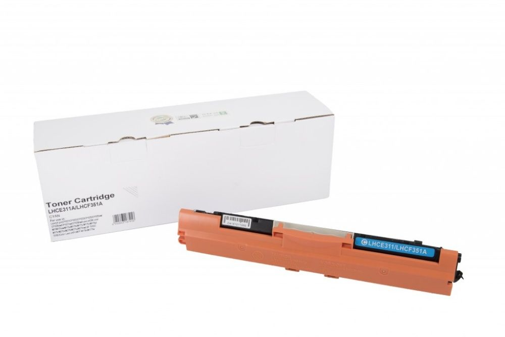 Чисто нови съвместими тонер касети HP 311A, CE311A, 126A