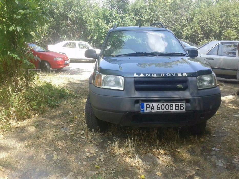 НА ЧАСТИ! Land Rover Freelander 1.8 i 16V 2 броя