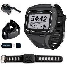 Garmin Forerunner 910 XT GPS with Heart Rate Monitor