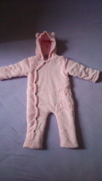 Ескимос космонавт за бебе р-р 74