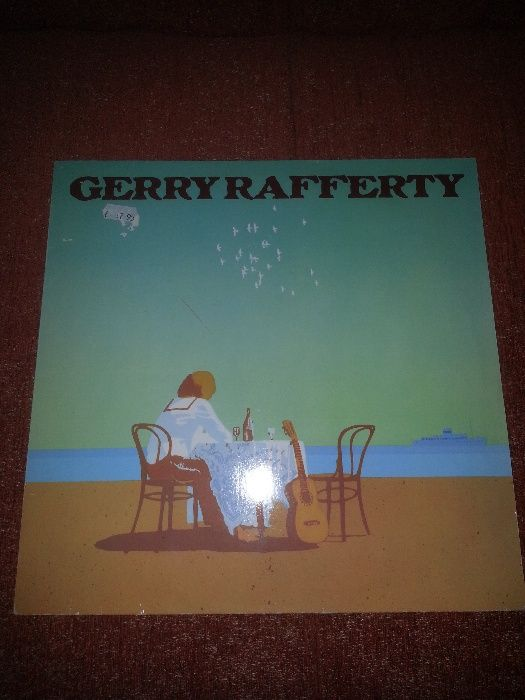 Gerry Rafferty- Gerry Rafferty- Logo 1973 Ger vinil lp