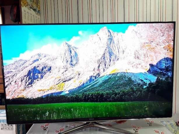 Огромный смарт телевизор Самсунг 140d smart Samsung