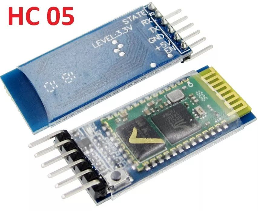Bluetooth Modul HC05 Master Slave Arduino Mikrocontroller PCB